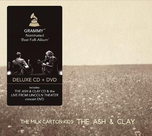 The Ash & Clay (Deluxe DVD Version) - Deluxe Carton