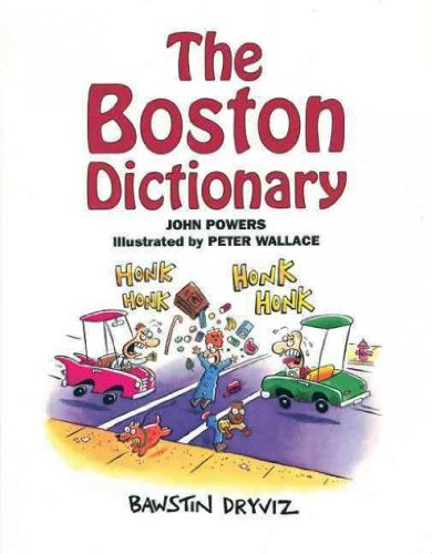 Buy now The Boston Dictionary [ THE BOSTON