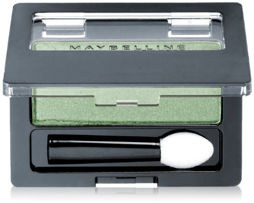 Maybelline New York Expert Wear Eyeshadow, Forest Green, Singles, 0.09 Ounce]()