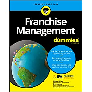 Franchise Management For Dummies