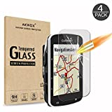 2 Pack Dmax Armor for Garmin Edge 1030 Tempered Glass Screen Protector