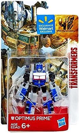 Transformers Age of Extinction 3 Legion Class Optimus Prime: Amazon.es: Juguetes y juegos