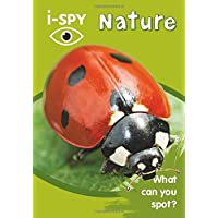 i-SPY Nature: What can you spot? (Collins Michelin i-SPY Guides)
