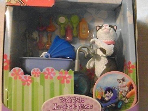 Posh Pet Boutique - Barbie Posh Pets Mascotas Carinosas Le Monde des Animaux