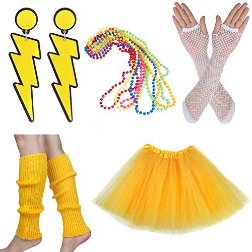 80s fancy dress costumes size 18 - 3