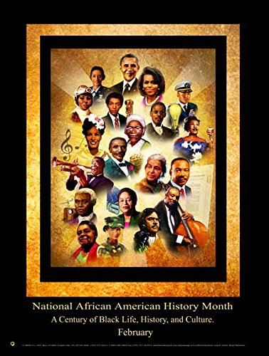 Workbook black history month biography worksheets : Amazon.com: 2015 National African American History Month Poster A ...