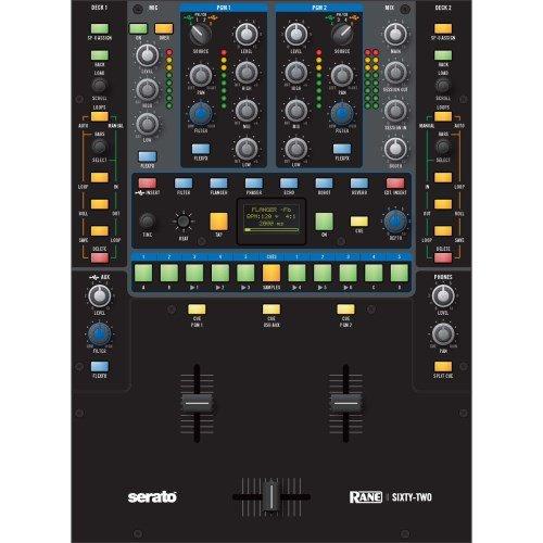 Rane Stereo - Rane Sixty-Two Performance Mixer
