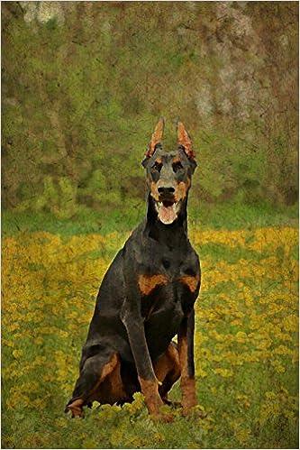 Book Doberman Pinscher: Doberman: Journal/Notebook/Diary: Volume 15 (Renaissance Dogs)