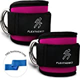 Flexthenics Ankle Straps for Cable Machine By Adjustable - Best Reviews Guide