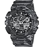 Casio G-Shock GA-100CM-8AER - Men's Watch