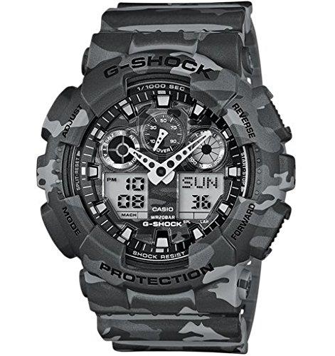 Casio-G-Shock-GA-100CM-8AER-Orologio-da-Polso-Uomo