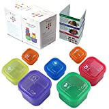 21 Day Fix Portion Control Container kit - 14 Pieces