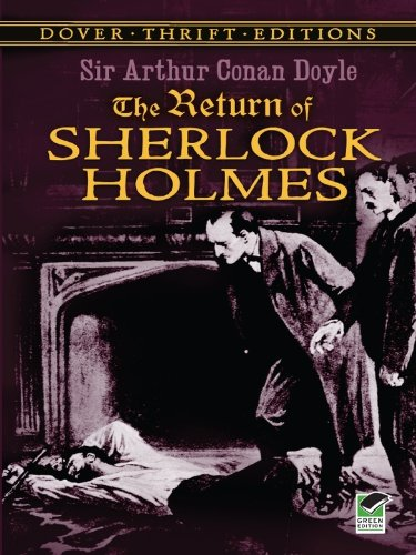 the-return-of-sherlock-holmes-dover-thrift-editions