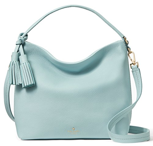 kate spade new york Orchard Street Small Natalya Shoulder Bag (Fresco Blue) by Kate Spade New York