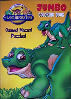 The Land Before Time Super Jumbo
