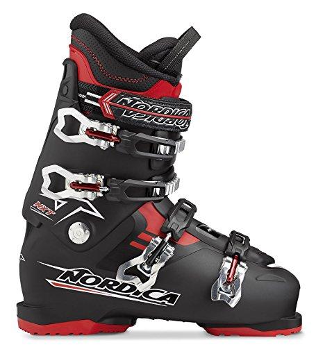 Nordica NXT N5 Ski Boot 2016, Black/Red, 30.0