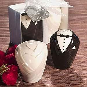 Bride groom Bride Married Seasoning Tank