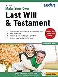 Make Your Own Last Will and Testament, Enodare, 1906144508