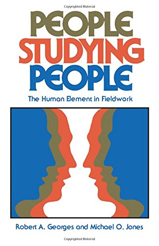 People Studying People
