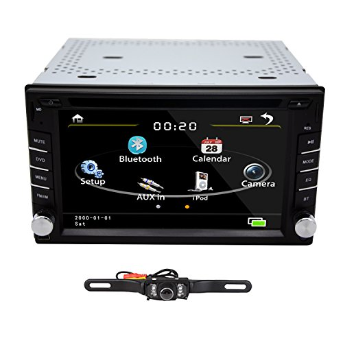 Included 6 2 Inch Double 2 Bluetooth exchange product image