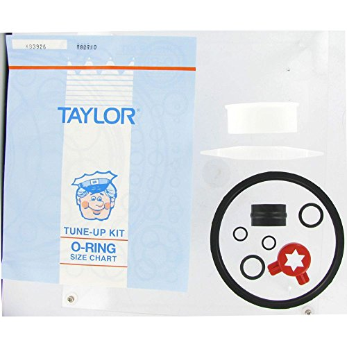 Taylor X33926 Taylor Ice Cream Freezer Tune Up Kit (Taylor Ice Cream compare prices)