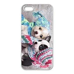 MEIMEIThe Puppy Friend Hight Quality Plastic Case for Iphone 5sMEIMEI