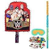 BirthdayExpress WWE Party Supplies Pinata Kit