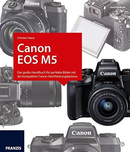 Price comparison product image Kamerabuch Canon EOS M5