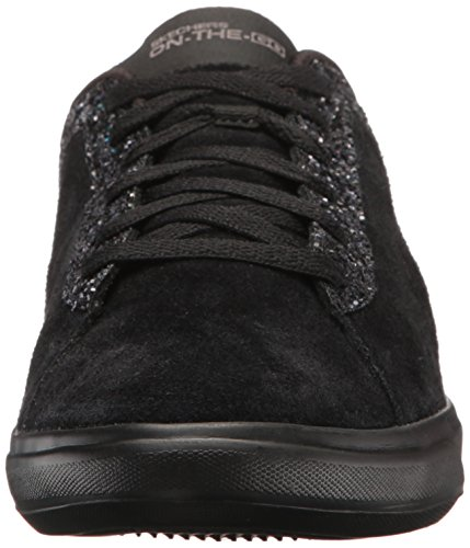 Walking Go Women's Vulc Performance 2 Skechers 14567 Black 1YqFSFA