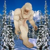 Mythical Giant Yeti Snowman Statue
