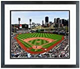 "PNC Park Pittsburgh Pirates MLB Stadium Photo (Size: 12.5"" x 15.5"") Framed"