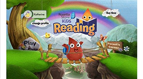 Amazon.com: Rosetta Stone Kids Reading