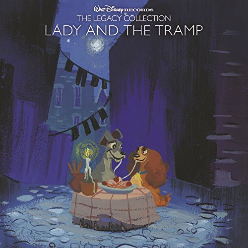 Walt Disney Records The Legacy Collection Lady And The