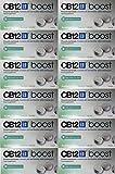 CB12 Boost Eucalytus Blanco Chicle Paquete 12
