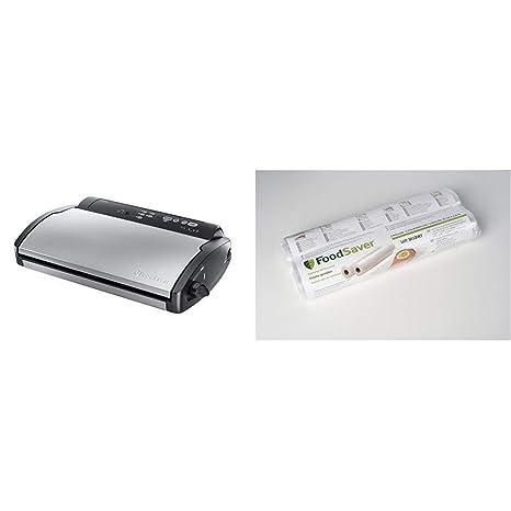 Foodsaver V2860 - Envasadora al vacío + Rollos