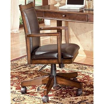 devrik home office desk chair 1. hamlyn medium brown swivel home office chair devrik desk 1 u