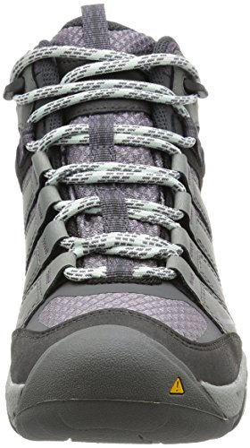 Boots Mid Women's Gray WP Shark Keen Hiking Oakridge UHTwqq8