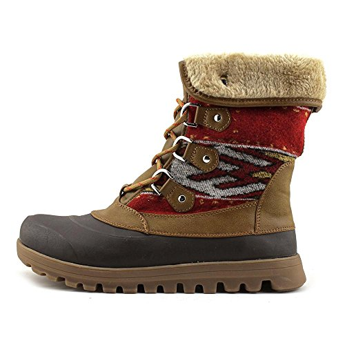 Women US Brown 9 5 Baretraps Boot Yaegar Winter CfxqHwPw5n
