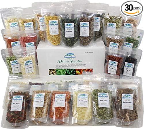 Amazon.com: Armonía cámara Alimentos Deluxe Sampler (30 ...