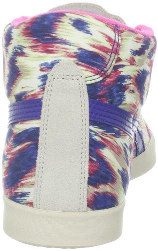 Zapatilla De Deporte Con Cordones Para Mujer Asics Para Mujer Emilie / Azul Oscuro