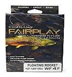 Cortland Fairplay Floating Fly Line (WF4F, Orange) For Sale