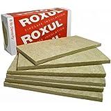 """Roxul Rockboard Acoustic Mineral Wool Insulation 80 - 8lb 48""""x24""""x2"""" 6pcs"""
