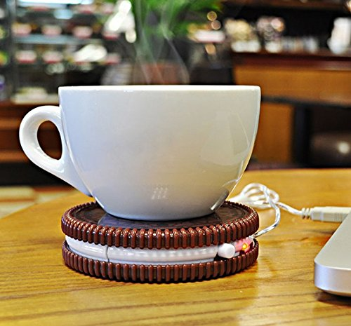 [해외]ASTRO 크리에이티브 USB-POWERED 히팅 패드/ASTRO Creative USB-POWERED Heating Pad For Coffee and Tea