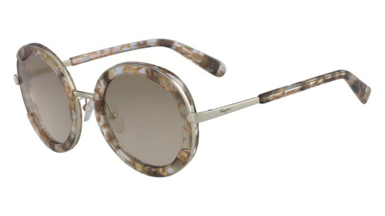 1cf798ee17 Óculos Salvatore Ferragamo SF164S - Marrom Quartzo: Amazon.com.br:  Eletrônicos