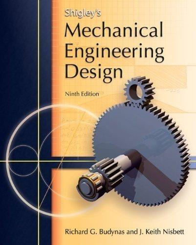 mechanical engineering design - 9