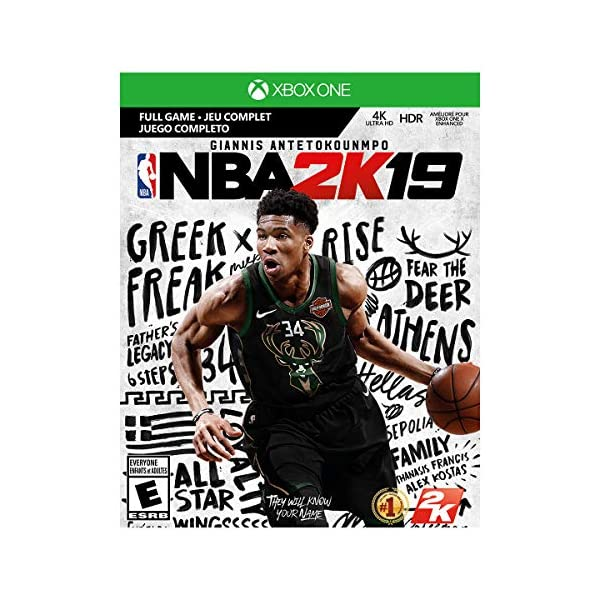 Xbox One S 1TB Console - NBA 2K19 Bundle (Discontinued) 4