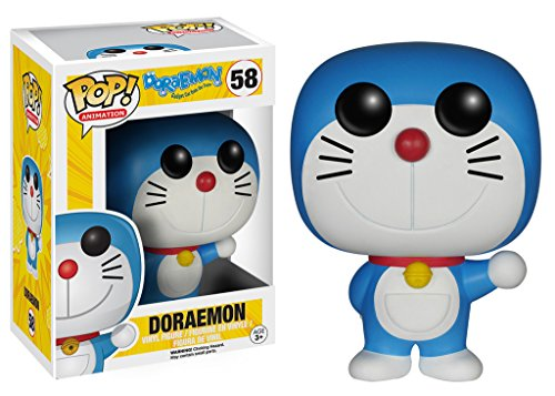 Doraemon: Funko POP! x Doraemon Vinyl Figure + 1 FREE Anime Themed Trading Card Bundle [63658]