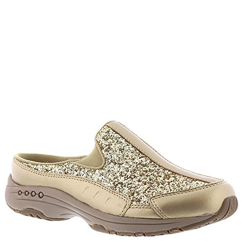 Easy Spirit Traveltime332 Gold Womens Mule Size 9.5M ()