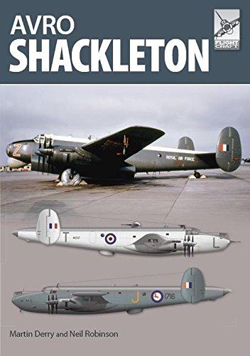Flight Craft 9: Avro Shackleton :