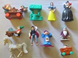 1992 McDonalds - Snow White and the Seven Dwarfs Set of 8